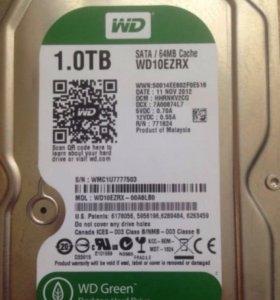 Western Digital 1 tb