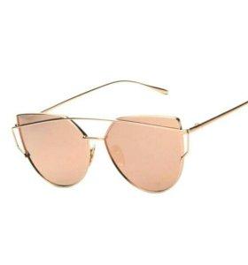 Очки солнцезащитные женские хит 😎