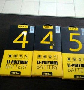 Батареи для iPhone