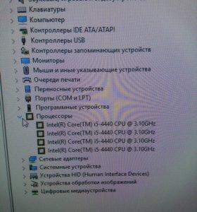 Игровой ПК, Asus h87 pro, intel core i5, gtx 660