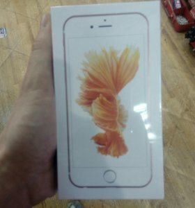 Apple iPhone 6s 16 Rose gold
