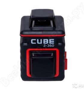 ADA Построитель лазерных плоскостей Cube 2-360 Ul