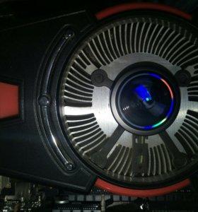 Asus GTX 550TI 1gb gddr5