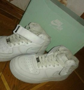Nike Air Force кроссовки
