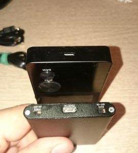 Портативный MP3 плеер 16Гб + усилитель наушников