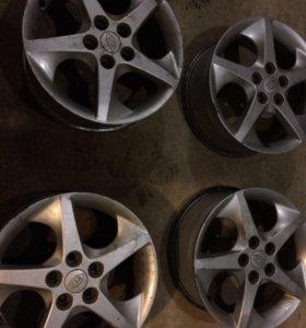 Оригинальные диски Kia ceed r17