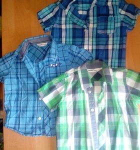 Рубашки 12-24мес.