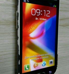 Смартфон Samsung Galaxy S Duos GT-S7562