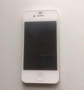 iPhone 4s/White
