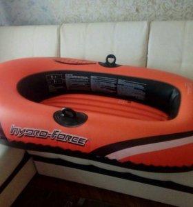 Надувная лодка детская