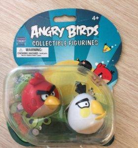 Фигурки Angry Birds