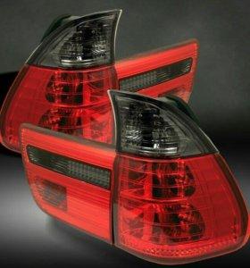 BMW X5 E53 фонари тюнинг комплект