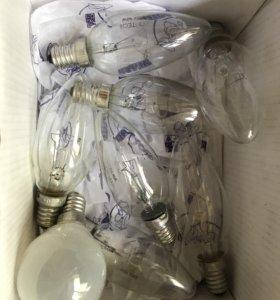 Лампочки 60 ватт 8 штук