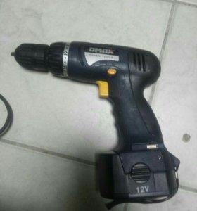 Шуруповерт без зарядного