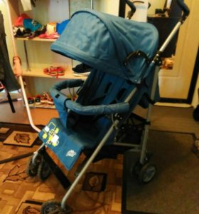 Коляска-трость Baby Care City Style