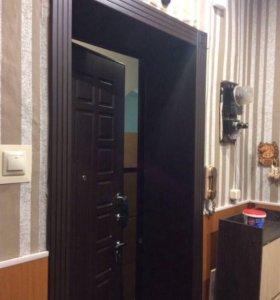 Надежная защита дома, входные двери