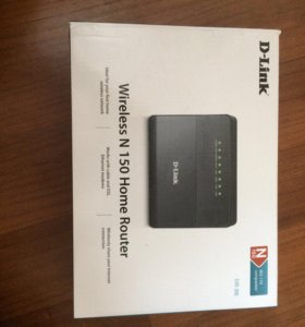 Wi-fi роутер D-Link DIR 300