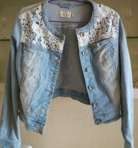 Джинсовая куртка/джинсовка