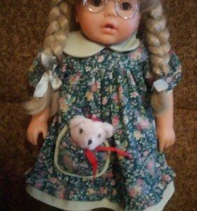 Кукла немецкой фирмы Gotz