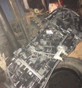 Коробка передач ZF 16S MAN TGA