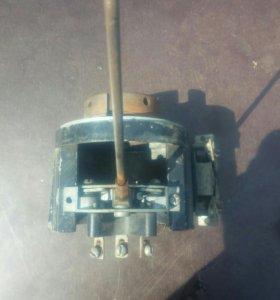 Газ24 подрулевой переключатель поворотов