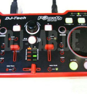 Dj контроллер DJ Pocket DUO