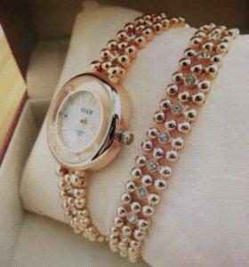 Часы- браслет Chanel