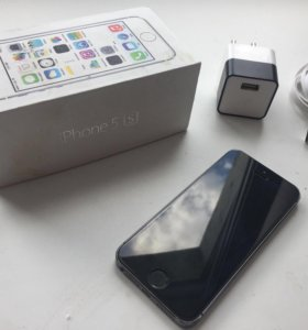 Iphone 5S Space Gray под восстановление