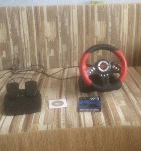 Игровой руль (приставка)