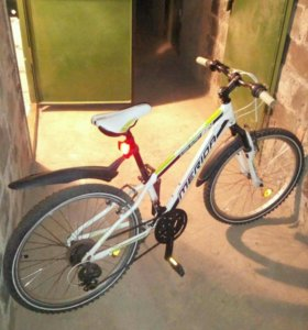 Велосипед Merida dakar 624