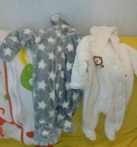 Кенгуру, комбинезоны,спальный мешок