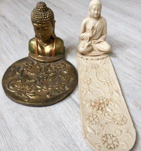 Статуэтки-подставки Будда