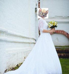 Свадебное платье фирмы Love Bridal