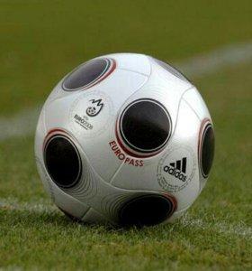 Мячик футбольный с евро 2008 Адидас