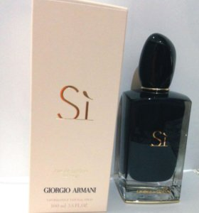Парфюм G. ARMANI SI INTENSE w EDP 50 ml
