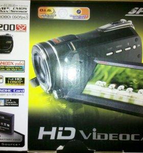 Видеокамера FullHD