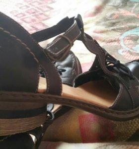 Туфли-босоножки Riеker