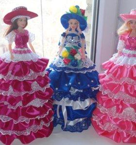 Куклы шкатулки.