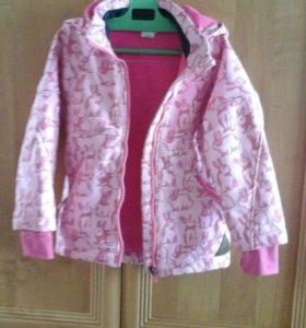 Куртка детская.рост 110(+6)