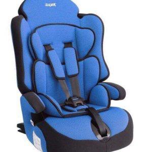 Кресло детское авто isofix 9-36 кг, 1-12 лет