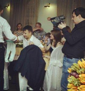 Свадебный видеограф / видеооператор / видеосьемка
