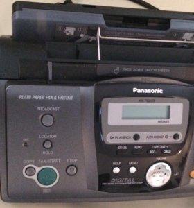 Факс/копир с печатью на листах