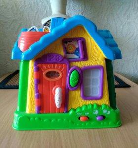 Интерактивный дом