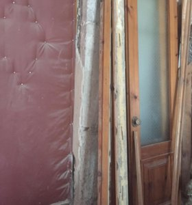 Двери деревянные распашные