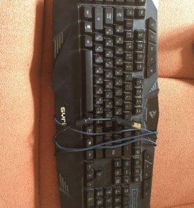 Игровая клавиатура syrin