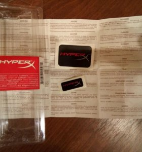 Kingston HyperX FURY [HX426C15FB/8] 8 ГБ