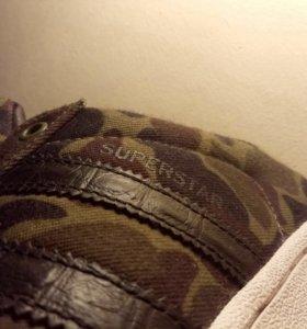 Кроссовки/кеды Adidas superstar military