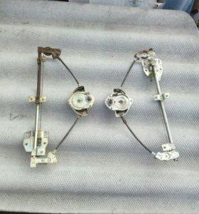 Передние стекло подъемники ваз 2109