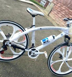 Велосипеды на литых дисках BMW