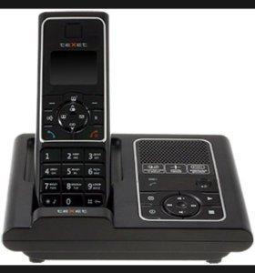 Бесшнуровой телефонный аппарат
